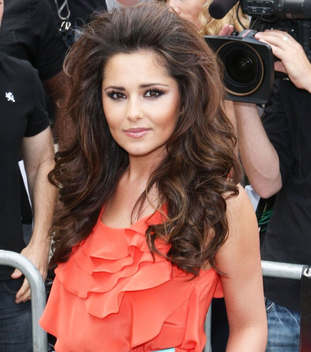 Cheryl Cole: Her modern take on the 60's style.