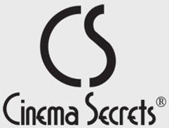 This is the official Cinema Secrets logo