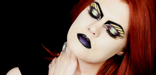 Toxic Butterfly Make Up Tutorial