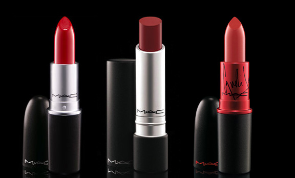 Product Review: MAC Russian Red Lipstick
