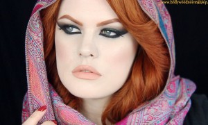 Arabian Nights Makeup Tutorial
