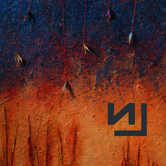 Nine Inch Nails new 2013 album Hesitation Marks due out in stores September third. Halo twenty eight.