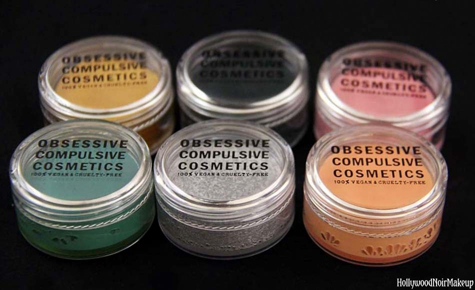 Product Review: Obsessive Compulsive Cosmetics Creme Color Concentrates