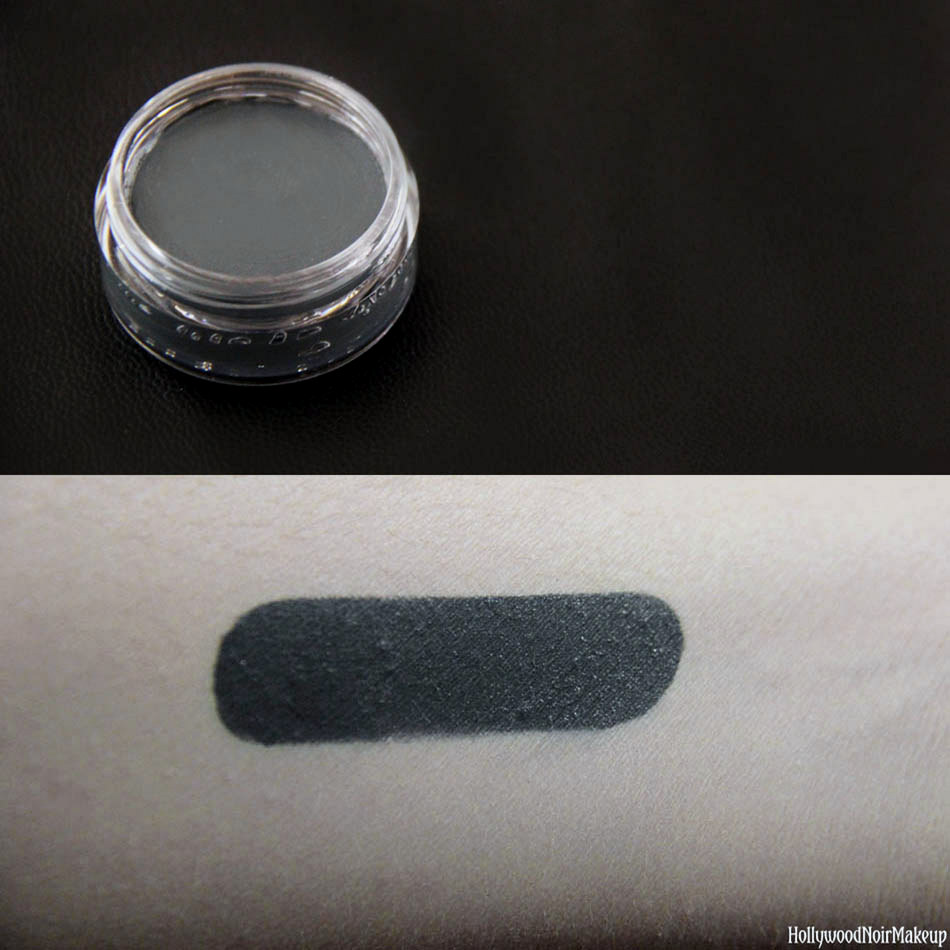 Obsessive Compulsive Cosmetics Creme Concentrate Collection Swatch in Shade Dark Matter
