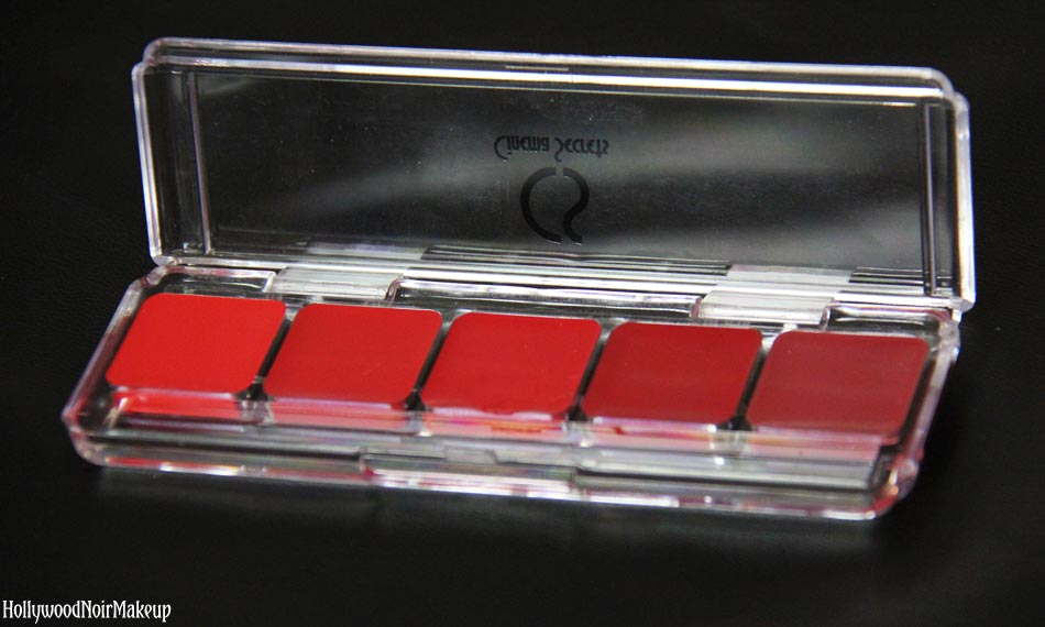 Cinema Secrets Ultimate Lip Palette in #1 'Can't Buy Me Love'