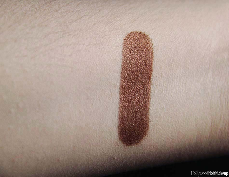 Cinecitta Marbled Baked Eyeshadow in 39 Espresso Caldo Swatch