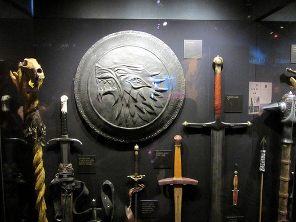 Game of Thrones Prop Weapons