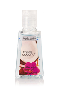 Tropical Coconut Hand Sanitiser
