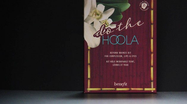 Product Review and Swatches: Benefit's Do The Hoola Beyond Bronze Kit