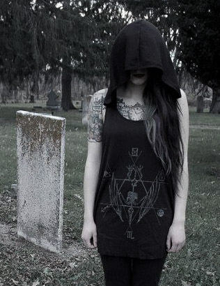 Sovrin Apparel Skeleton Creature Muscle Tank