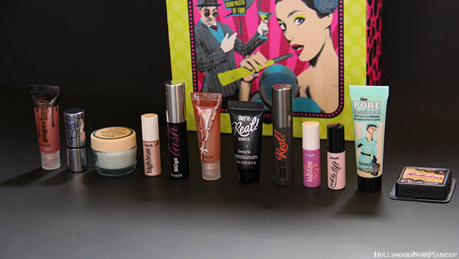 Benefit Cosmetics Party Poppers 2015 Advent Calender