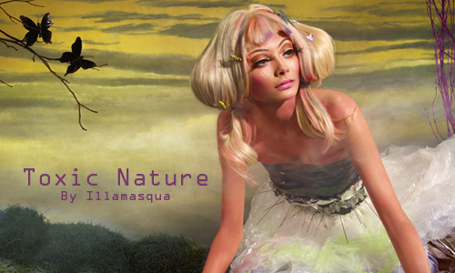 Toxic Nature Collection by Illamasqua