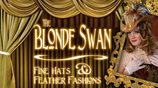 Share the Love: The Blonde Swan