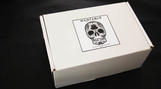 Product Review: Wantable Limited Edition Halloween Box